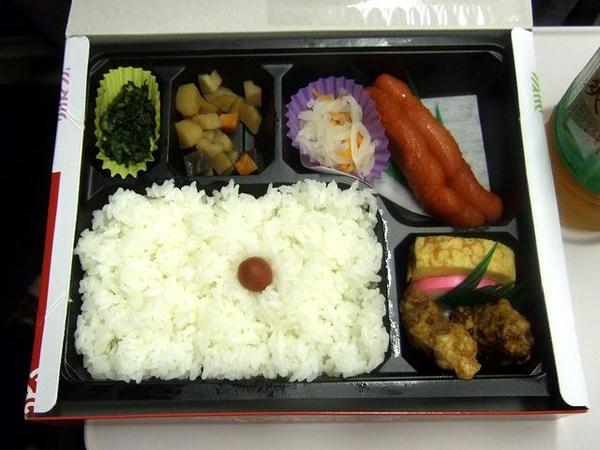 博多駅で購入し車内でいただいたお弁当