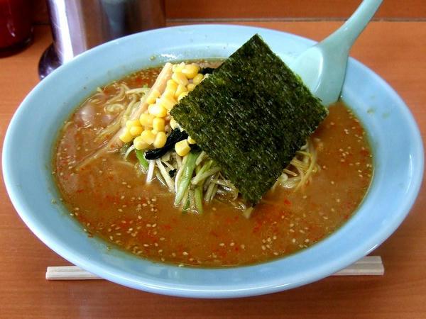 辛味噌ネギラーメン(中辛) 850円