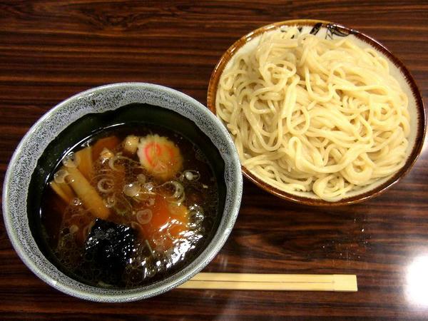 つけ麺(特製盛りそば)中盛 780円