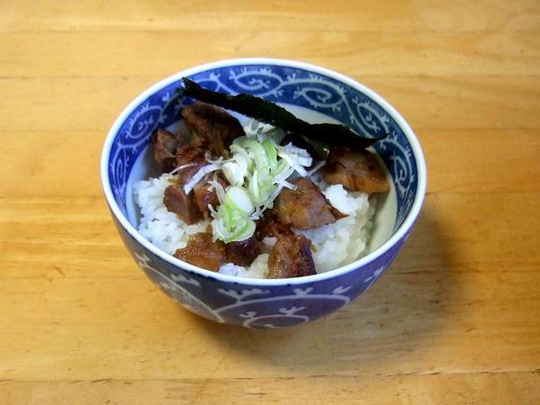 小豚飯 250円
