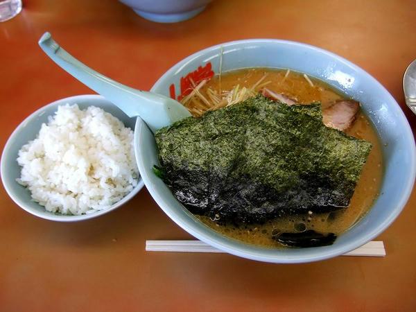 特製味噌ネギチャーシュー麺(脂普通・味普通・麺普通) 1,030円 + 半ライス (特製味噌フェアにて)30円