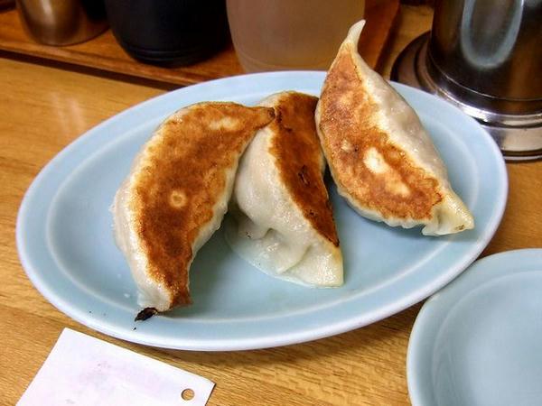 餃子 90円×3個