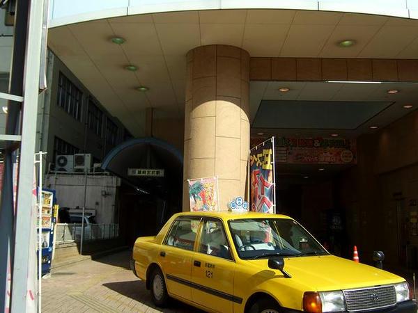 藤崎宮駅入口付近