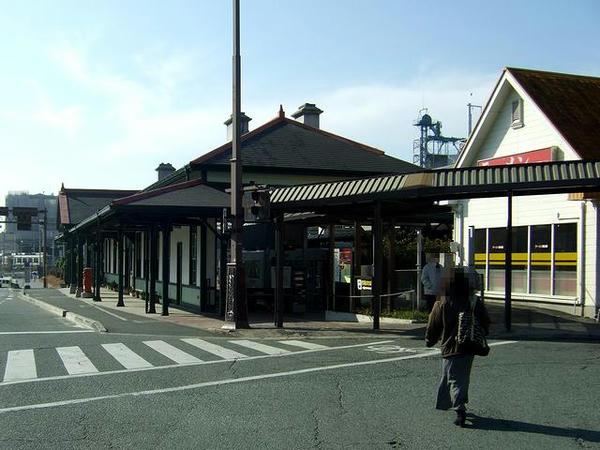 熊本市電上熊本駅前電停