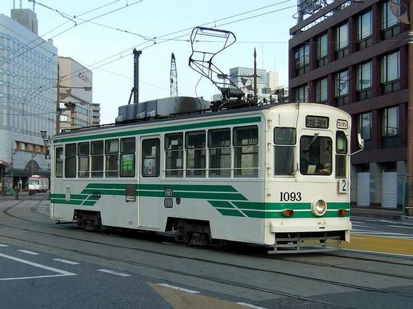 熊本駅前電停にて その2