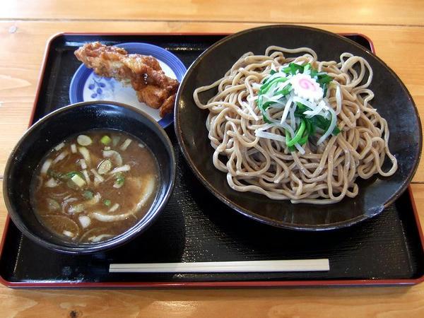 つけ麺(大盛) 800円