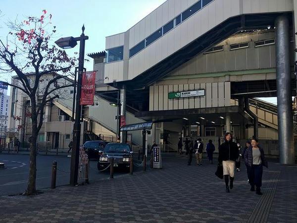 JR南浦和駅東口