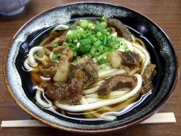 肉うどん(小) 500円