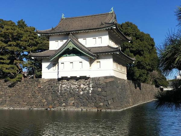 江戸城辰巳櫓