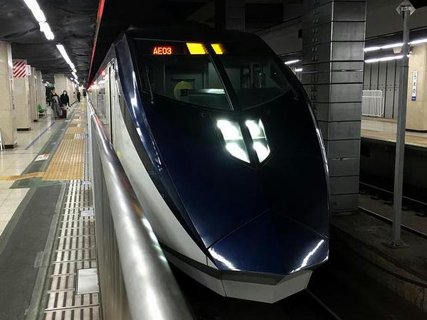 京成電鉄スカイライナー