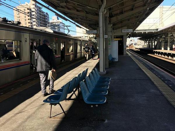 船橋競馬場駅