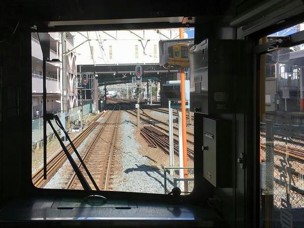 西新井駅到着