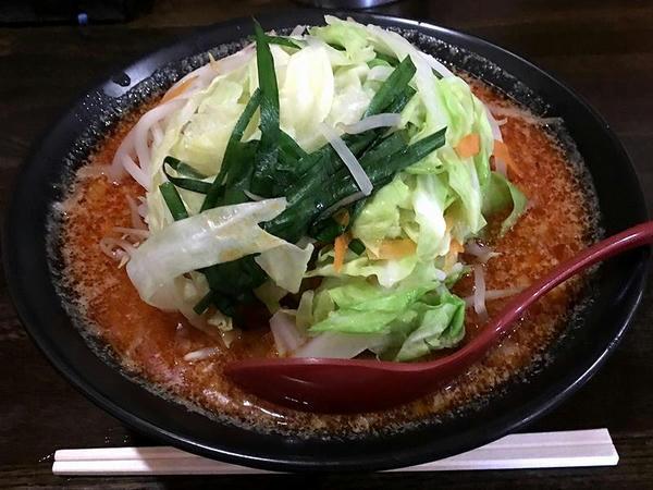 野菜みそ(ピリ辛みそ) 600円
