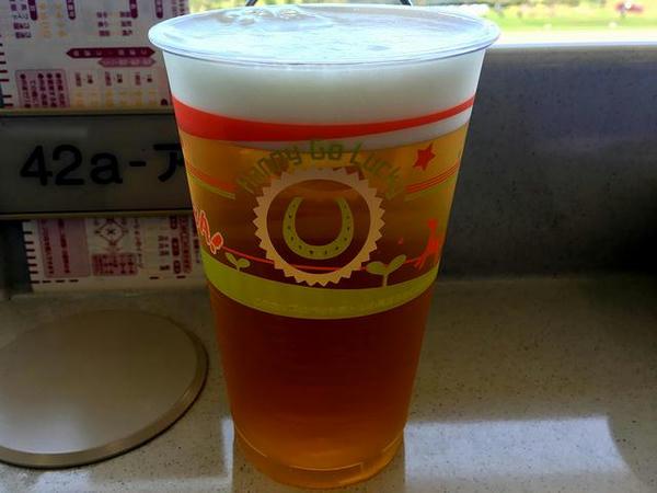 生ビール(中) 600円