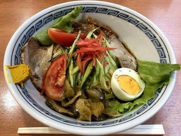 五目冷麺(冷中華) 850円