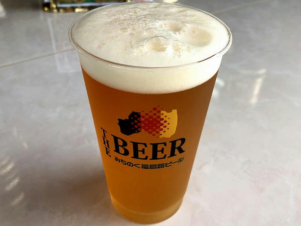 福島競馬場100周年記念ビール 東北魂 500円