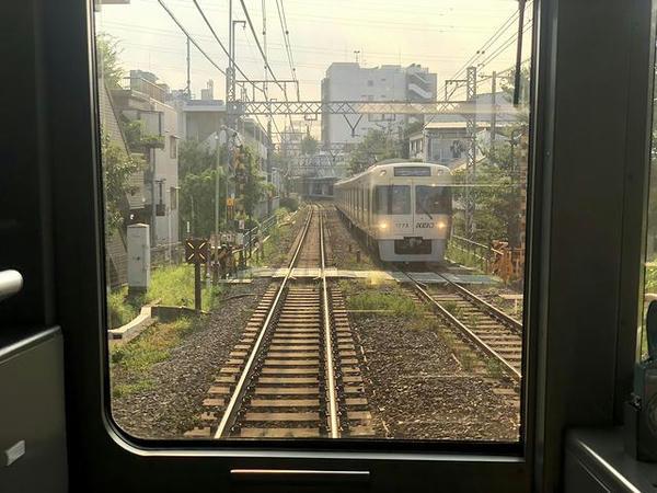 下北沢-新代田