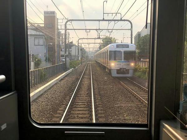 西永福-浜田山