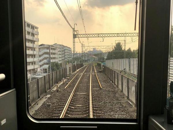 高井戸-富士見ヶ丘