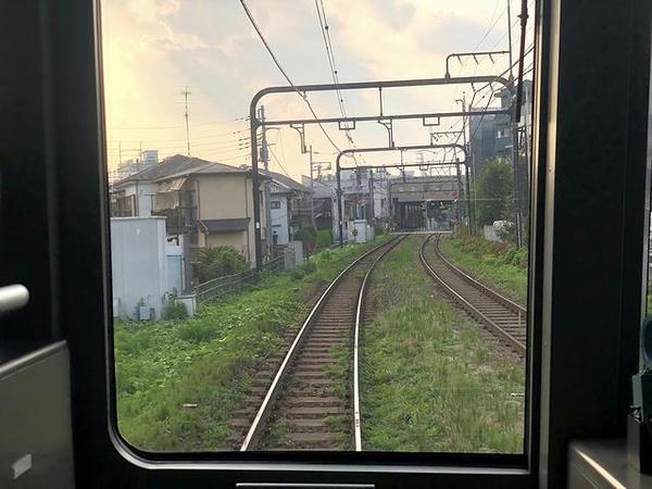 富士見ヶ丘-久我山
