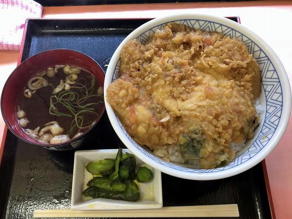 品川丼 470円