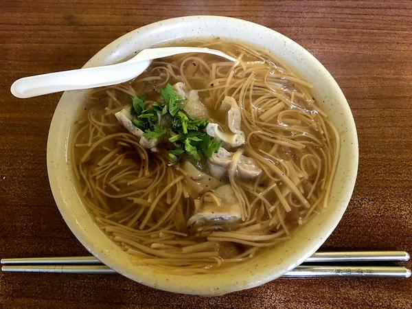 大腸麺線(小) 50元