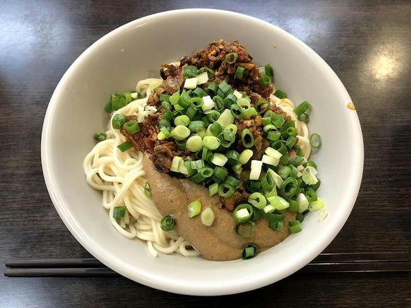 香辣老虎麺 65元