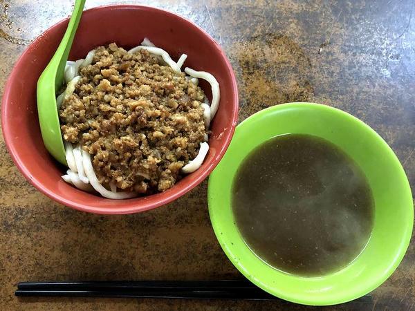 炸醤拉麺(小) 65元