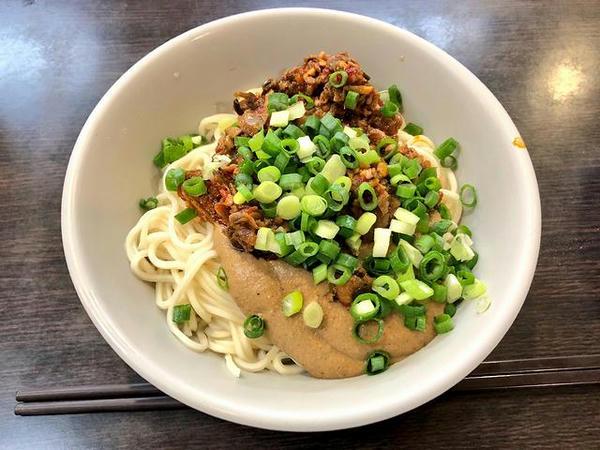 香辣老虎麺
