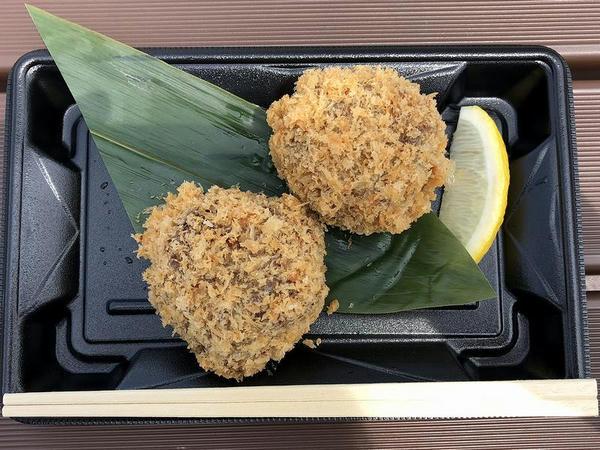 究極のメンチカツ(肉料理それがし) 700円