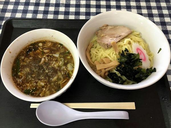 肉汁つけ麺 800円