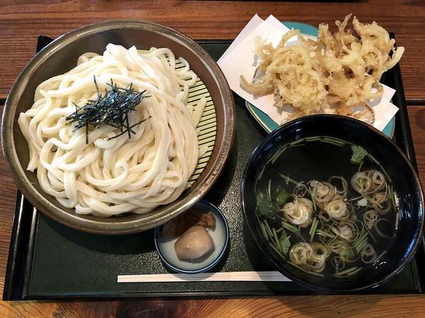 玉ねぎ天ぷら(大盛) 1000円