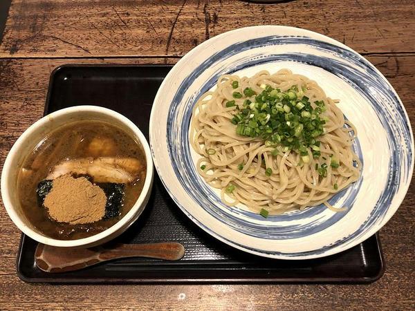 味玉醤油つけ麺(大) 920円