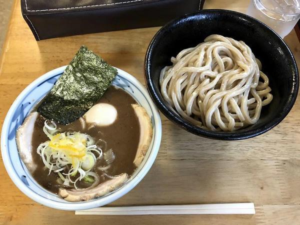 特製つけ麺(並) 1000円