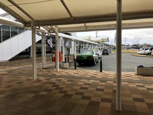 新鳥栖駅のタクシー乗り場
