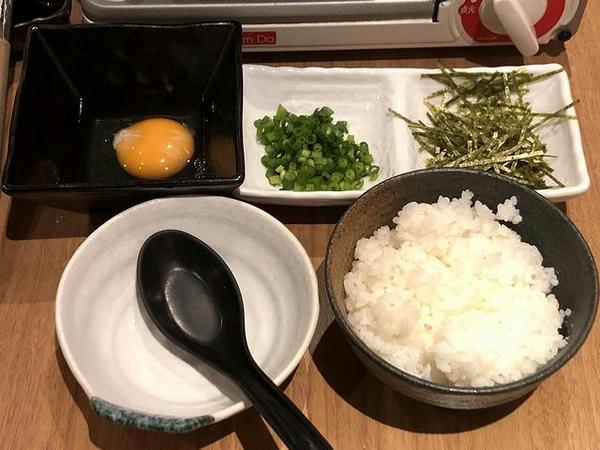 雑炊セット 460円(税別)