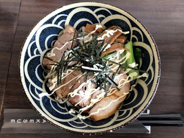 チャーシュー丼mini 280円