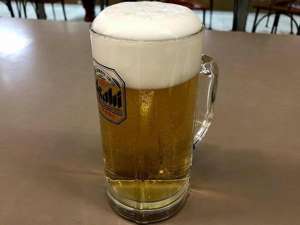 ビール 450円