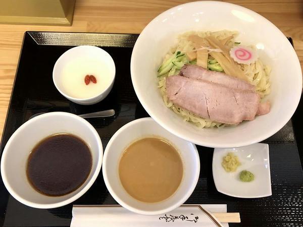 冷し付麺(大盛) 900円