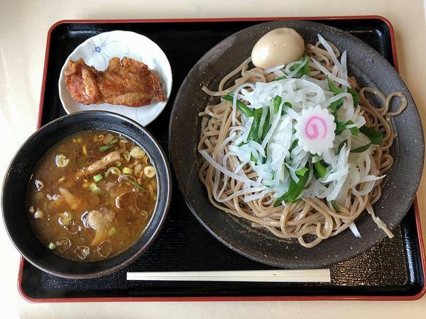 つけ麺(大盛り)全部のせ 1220円