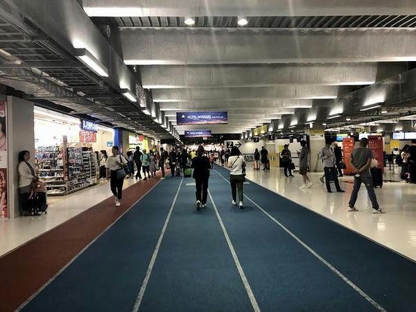 成田空港第3ターミナル内