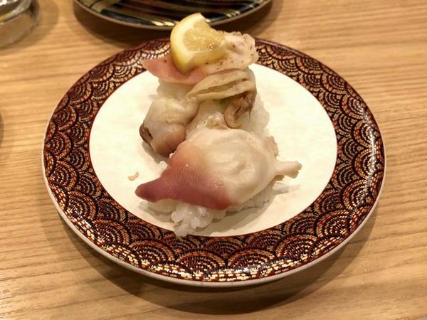 北寄貝 380円+税