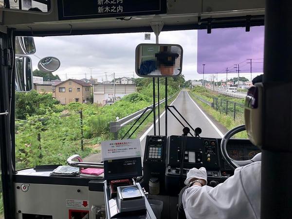 四箇村駅-新木ノ内間