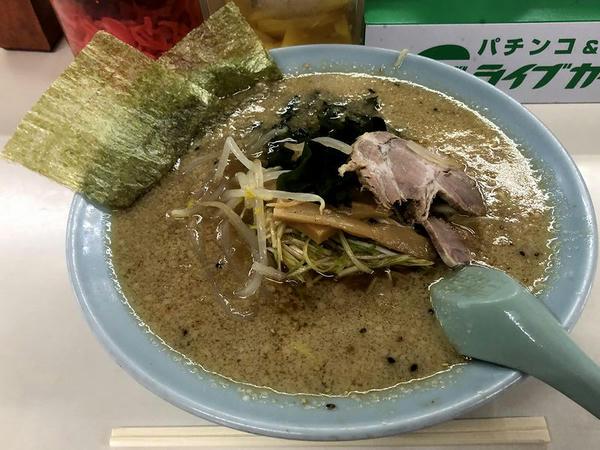 ネギミソラーメン(コッテリスープ) 770円