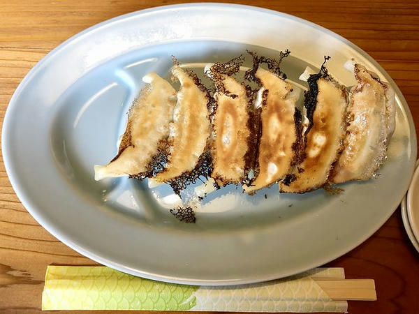 餃子6個 350円