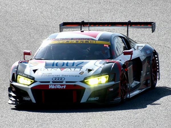 #21 Hitotsuyama Audi R8 LMS(リチャード・ライアン選手)