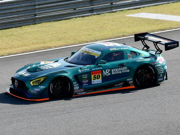 #50 ARNAGE AMG GT3(山下亮生選手)