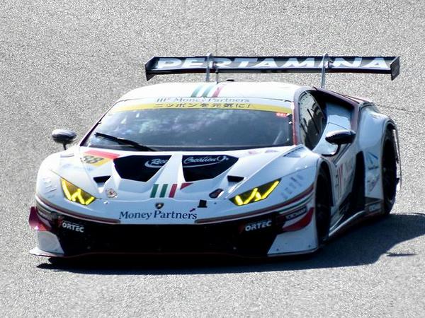 #88 マネパ ランボルギーニ GT3(小暮卓史選手)