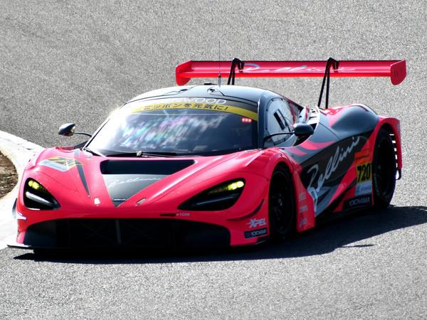 #720 McLaren 720S(荒聖治選手)