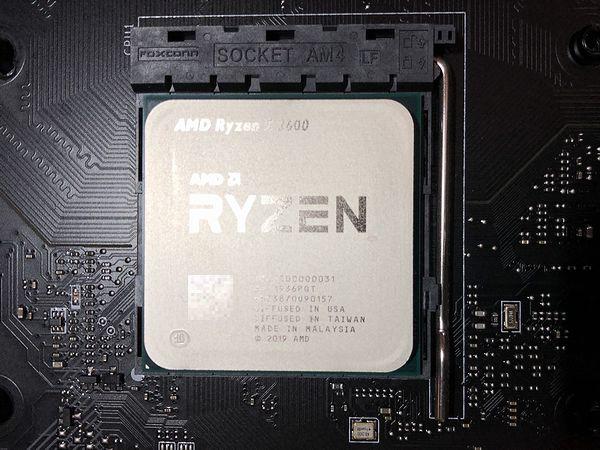CPU装着状況